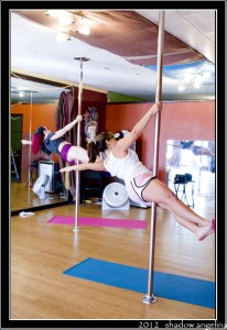 Open Level Pole Fitness